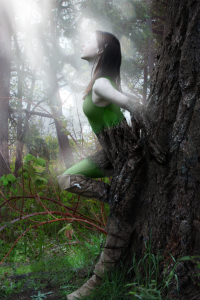 _Dryad__by_PurpleKakashi